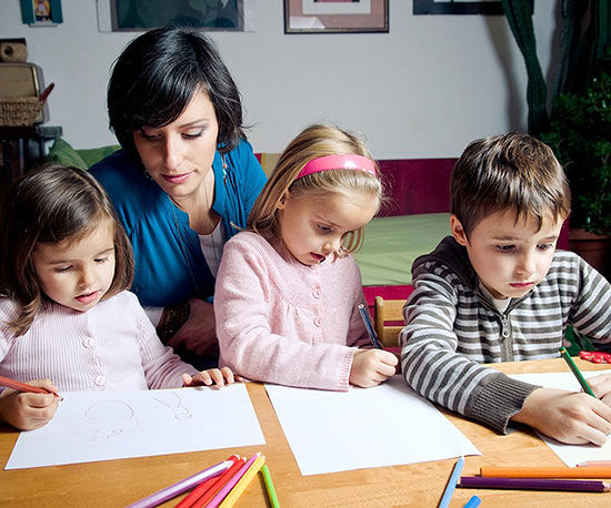 Sirona Therapy serving Westchester Fairfield and Putnam blog post 5 Tips To Stay Healthy During Quarantine. Image of home schooling.